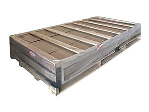 Build to Spec Kit Hot Aisle Containment Pallet