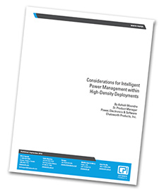 Intelligent Power White Paper
