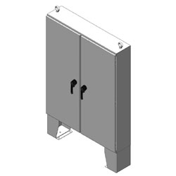 RMR Floor-Mount Enclosure